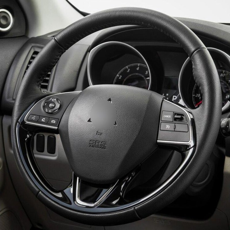 Black Mitsubishi Outlander Sport: Loncky Auto Custom Fit OEM Black Genuine Leather Car